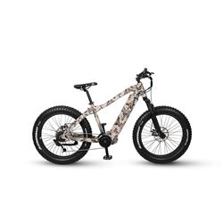 Quietkat Warrior 1000 All Terrain All Electric Mountain Bike