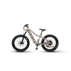 Quietkat Warrior 1000 All-Terrain All Electric Mountain Bike