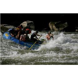 5-day/4-night whitewater rafting on Idaho's famous Main Salmon River for 2