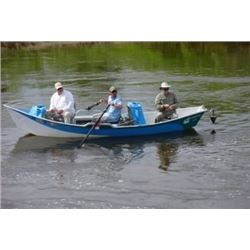 2-day/3-night guided float fishing trip on the Jefferson River in Montana for 2 people.