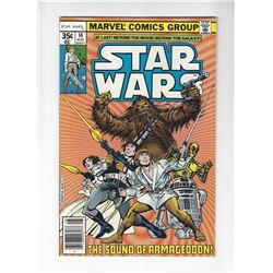 Star Wars Issue #14 by Marvel Comics