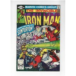The Invincible Iron Man Issue #143 by Marvel Comics