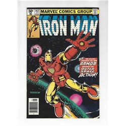 Iron Man Issue #142 by Marvel Comics