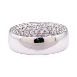4.00 ctw Diamond Ring - Platinum