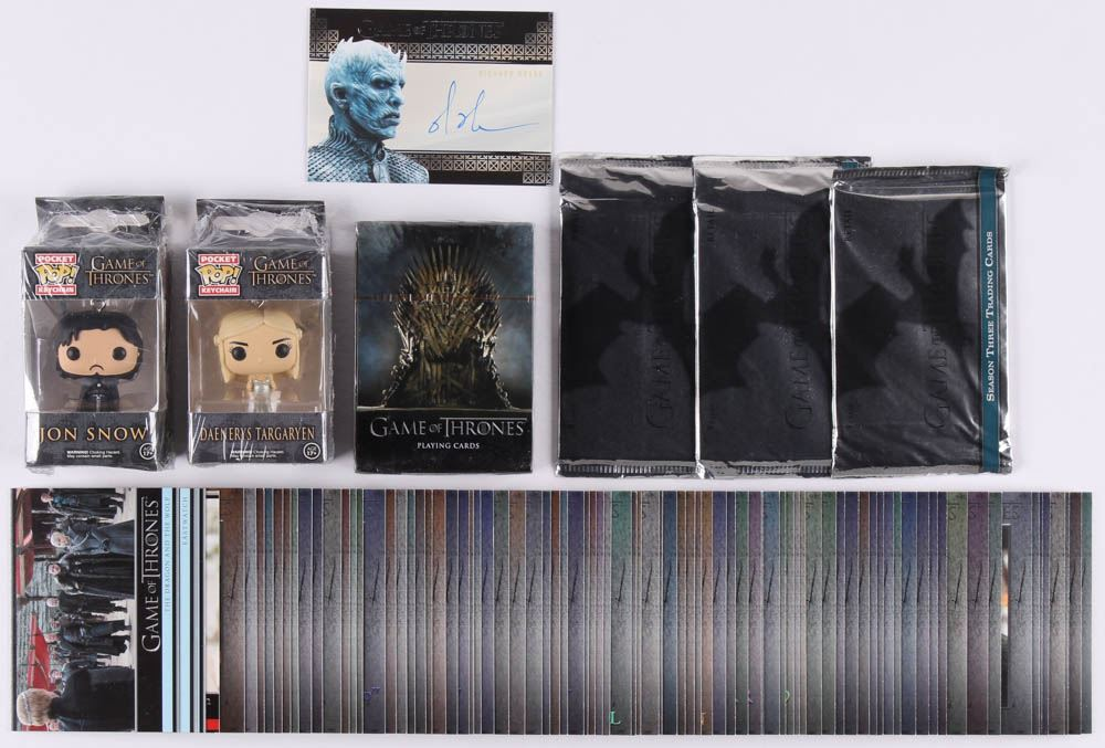 3 GAME OF THRONES SEASON THREE : PROMO CARD: P1 GENERAL DISTRIBUTION