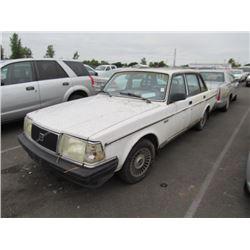 1986 Volvo 244