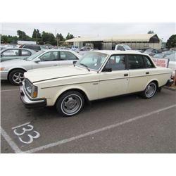 1981 Volvo 244