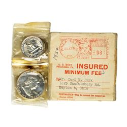 1954 (5) Coin Proof Set with Original Box