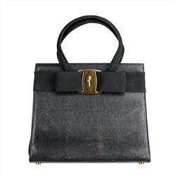 Salvatore Ferragamo Vara Ribbon Handbag