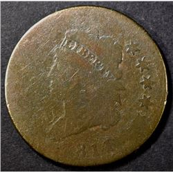 1811 LARGE CENT, AG