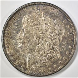 1878-S MORGAN DOLLAR, BU