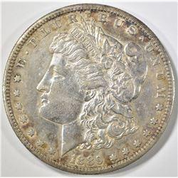 1889-S MORGAN DOLLAR AU