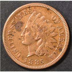 1885 INDIAN CENT   AU