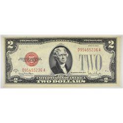 1928G $2 LEGAL TENDER RED SEAL   GEM BU