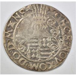 1486-1526 SILVER GROSCHEN
