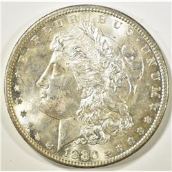 1880-S MORGAN DOLLAR  GEM BU