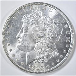1880 MORGAN DOLLAR   GEM BU