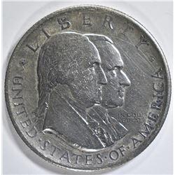 1926 SESQUI COMMEM HALF DOLLAR  BU