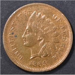 1865 INDIAN CENT BU RB