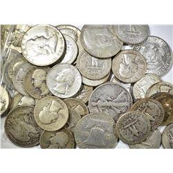 $12.00 FACE VALUE 90% SILVER COINS