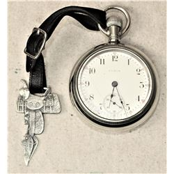 Miller Fob and Pocket Watch