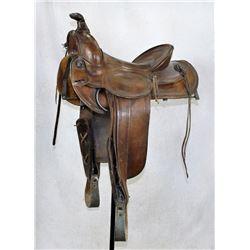 Harpham Bro's Saddle