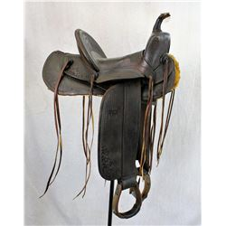 Slickfork Saddle