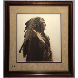 James Bama Framed Art