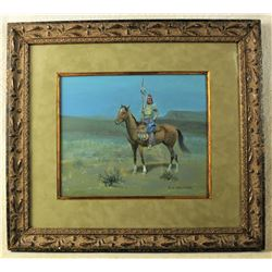 W.S. Seltzer Original Painting