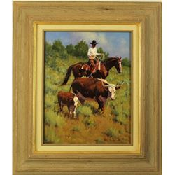 Bill Neal Original Painting