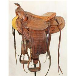 Edward Bohlin Saddle