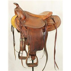 Edward Bohlin Saddle
