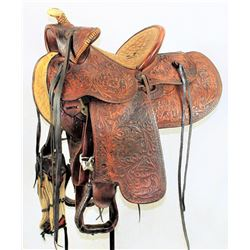 Fred Mueller Saddle