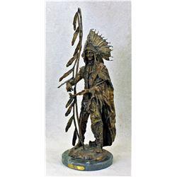 Carl Kauba Bronze