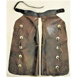 Slickrock Saddle Co. Chaps