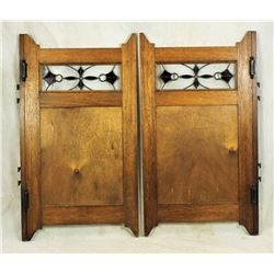 Antique Saloon Doors