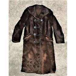 Frontier Horsehair Coat
