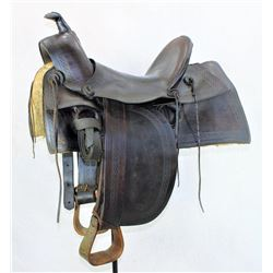 US Packer Saddle