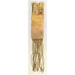 Early Mandan-Hidatsa Pipe Bag
