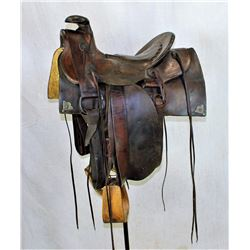 LC Bailey Saddle