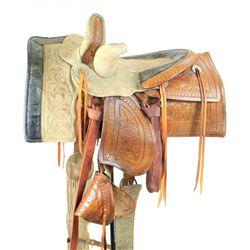 Magnificent T. Flynn Side Saddle