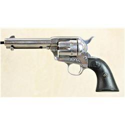 Copper Queen Colt Revolver