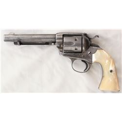 Texas Shipped Colt Bisley Revolver