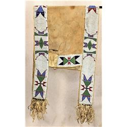 Native American Saddle Blanket