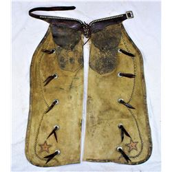 Fred Mueller Studded Chaps