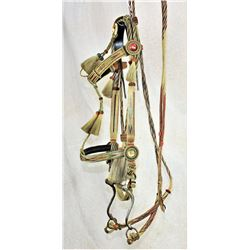 Deerlodge Horsehair Bridle