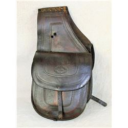 Knox & Tanner Saddle Bags