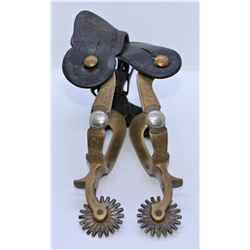 Buerman Hercules Bronze Spurs