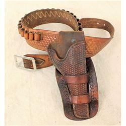 Western Saddlery Gun Rig