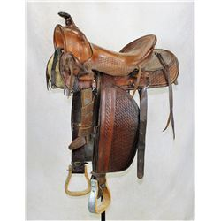 JC Higgins Saddle